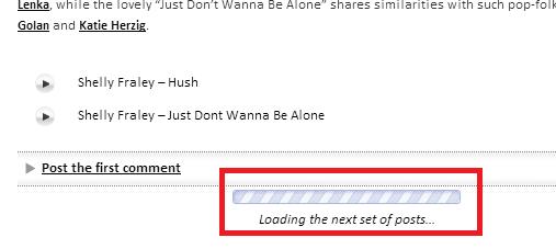 LINEやFacebookのように記事の最下部に達したら自動的に次のページを読み込むプラグイン